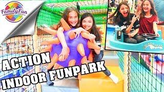 ACTION & FUN INDOOR FUNPARK - Jimmys Freizeitpark FOLLOW MILEY - Family Fun