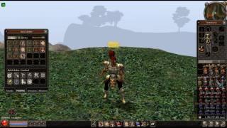 Metin 2 GM Mode - Gameplay