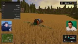 Wszystko jest, można działać :D - Farming Simulator 2017 #4 - SEZON 1