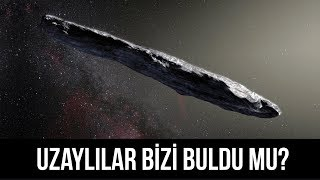 Have the aliens found us? What is Oumuamua?