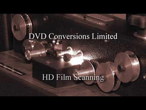 Film Demo - DVD Conversions LTD NZ.