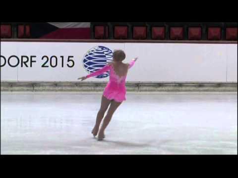 Oberstdorf 2015 - Gold Ladies II Free Skating (Part 1)