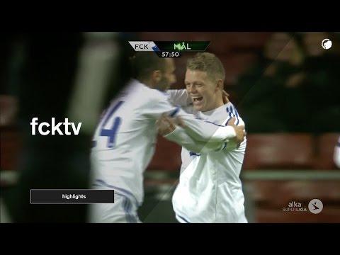 Highlights: FCK 4-0 Randers
