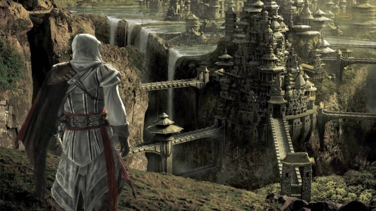 Assassin S Creed Ii The Truth Atlantis Hd Youtube