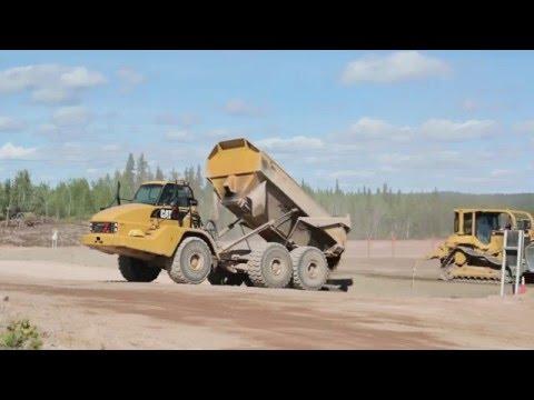 Cleaning Up The Lorado Uranium Mill