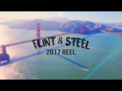 Flint And Steel Studios   Show Reel 2017