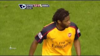 Скачать Полный матч Ливерпуль Арсенал 21 04 2009 Черданцев первый тайм