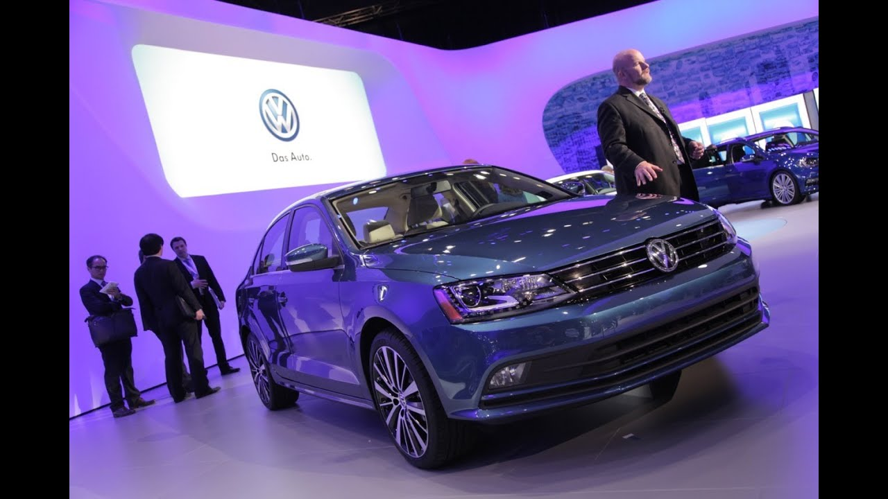 Volkswagen Jetta New York Auto Show YouTube - Volkswagen new york