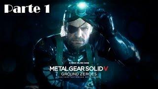 Metal Gear Solid 5 Ground Zeroes Walkthrough Parte 1 - Español (Gameplay Let