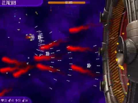 Chicken Invaders 4 All Bosses (Final Boss) + ENDING