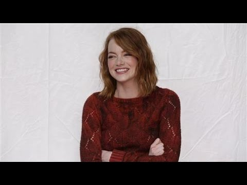 Q&A With Emma Stone