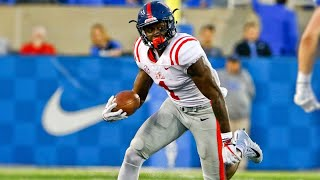 Ole Miss WR A.J. Brown 2018 Highlights