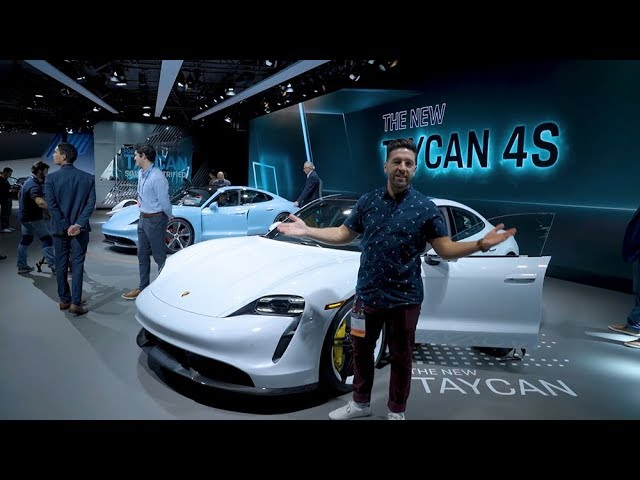 LA Auto Show 2019 with Derek D, Part 1