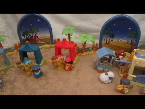 Fisher Price Little People Christmas Nativity Ultimate Collection