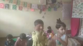 Anganwadi school children funny moments