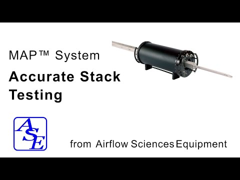 The Multiple Automated Probe System For Accurate Stack Testing