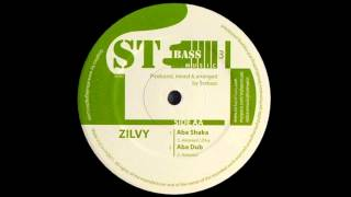 12'' Zilvy - Abashaka (& Dub)