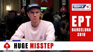 EPT BARCELONA Main Event, Day 5 (Cards-Up) - Part 1