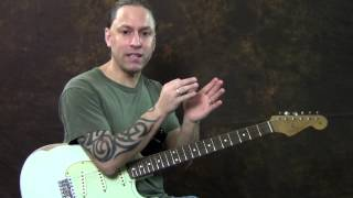 Guitar Lessons -How to play Moneytalks by AC/DC