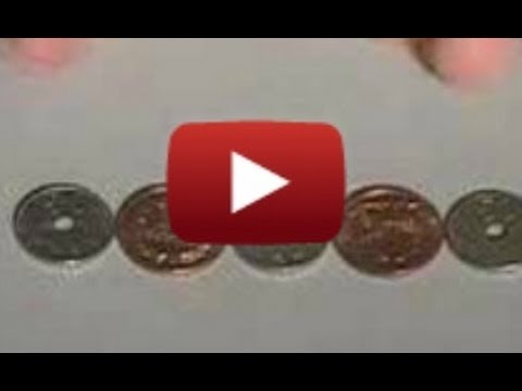 5 COIN PUZZLE