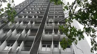 Как поднять пластиковые окна пвх на 60 метров лебедкой (таль  тельфер)