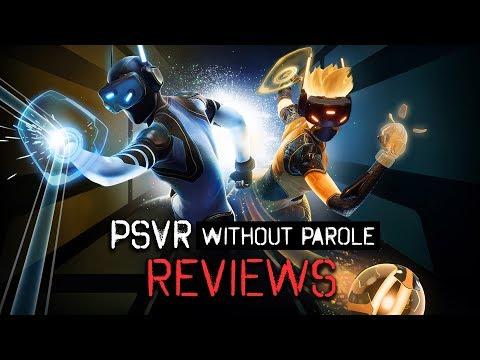 Sparc   PSVR Review