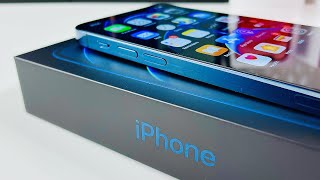 iPhone 12 Pro Unboxing and First Impressions!