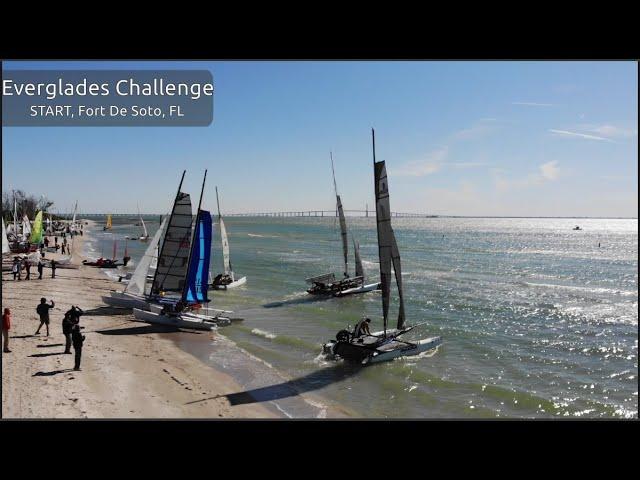 Everglades Challenge 2020,  The Start