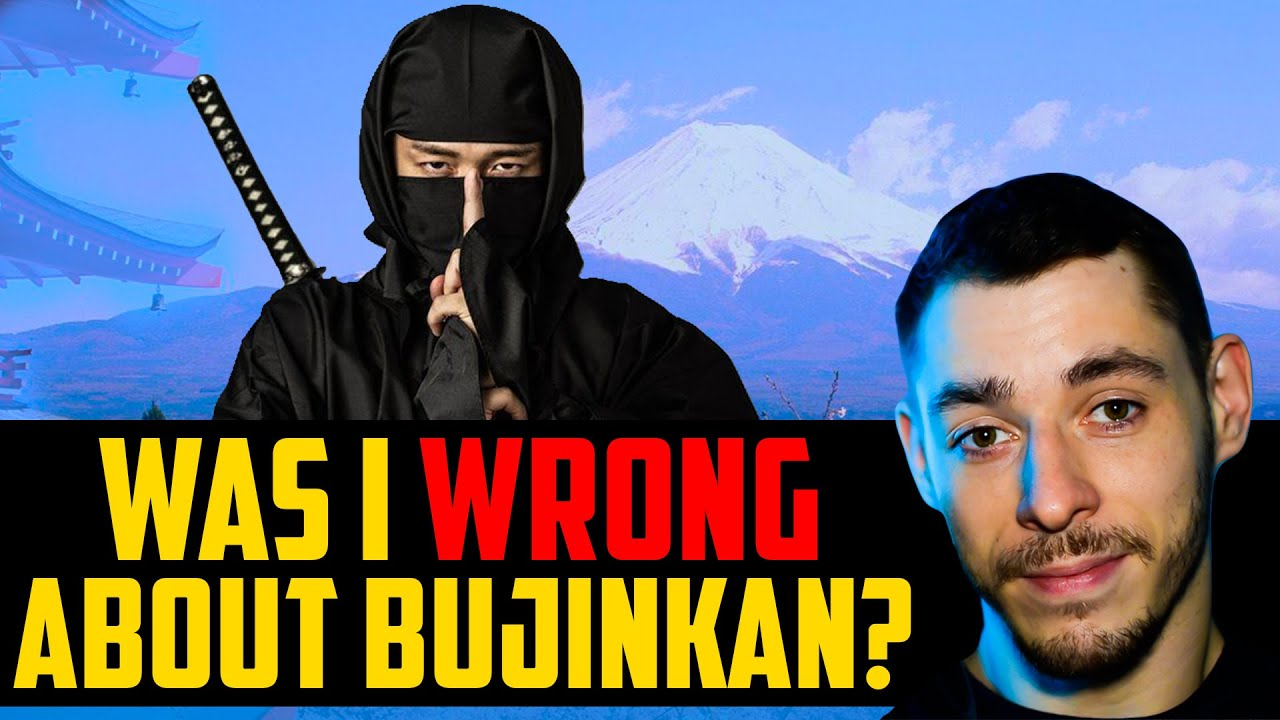 Was I Wrong About Bujinkan?