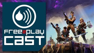 Free to Play Cast: Fortnite vs. PUBG, Ultima Online Goes Free, and Stephan Frost Ep 236