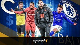 Sancho & Co.: So will Chelsea für die Bayern aufrüsten | SPORT1 - TRANSFERMARKT-SHOW