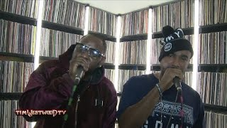 Capone N Noreaga freestyle - Westwood Crib Session