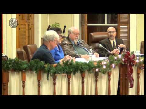 Wellington Village Council 1/4/16 Meeting Seg 2