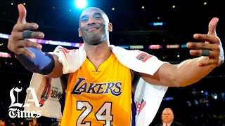 Kobe Bryant to be inducted into Basketball Hall of Fame