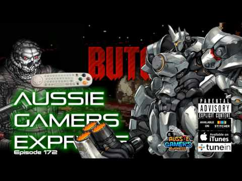 Aussie Gamers Express Video Game Podcast - Episode 172