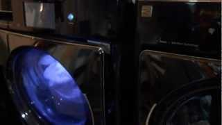 Kenmore Elite Washer/dryer, Top Of The Line,  With Touch Screens, Made By Electrolux!, Junk
