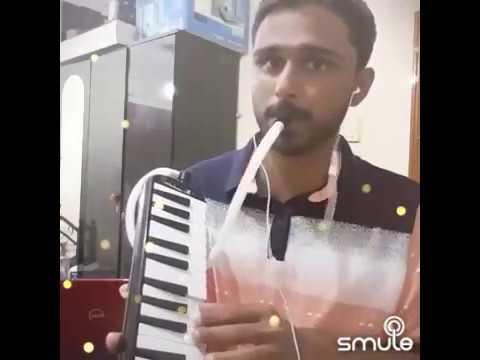 Manikya Malaraya Poovi - Oru Adaar Love - Instrumental Version - Melodica