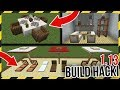 17 BUILD HACKÓW w MINECRAFT 1.13 *musisz je zobaczyć*