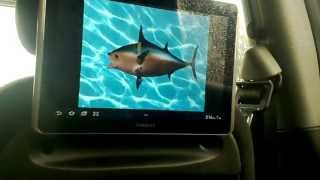 Homemade Cheapest Tablet / Ipad Mount Ever..05 Pt Cruiser