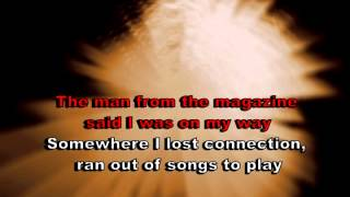 Lodi - Creedence (karaoke)