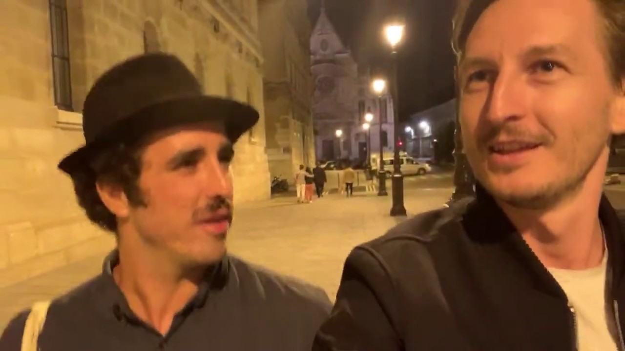 Midnight in Paris: Hemingway edition
