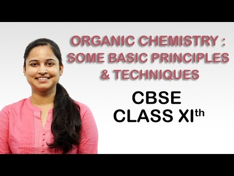 CBSE Class 11 : Organic Chemistry - Chapter 12 (IUPAC Nomenclature)