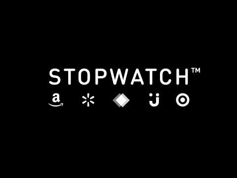 Introducing... STOPWATCH By Stonehenge Technology Labs