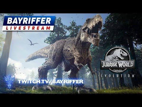 BRF - Jurassic World: Evolution [สวนสัตว์เปิดที่แท้ทรู] - วันที่ 14 Jun 2018