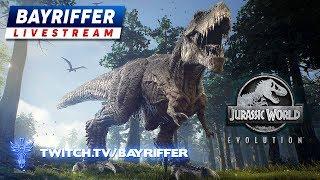 BRF - Jurassic World: Evolution [สวนสัตว์เปิดที่แท้ทรู]