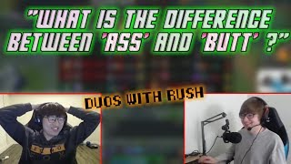 When Sneaky and Rush Duo...