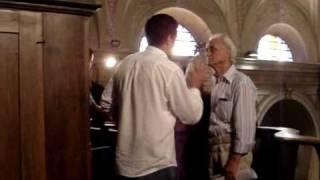 CJANTORS Ave o Vergine in tedesco a Capriva