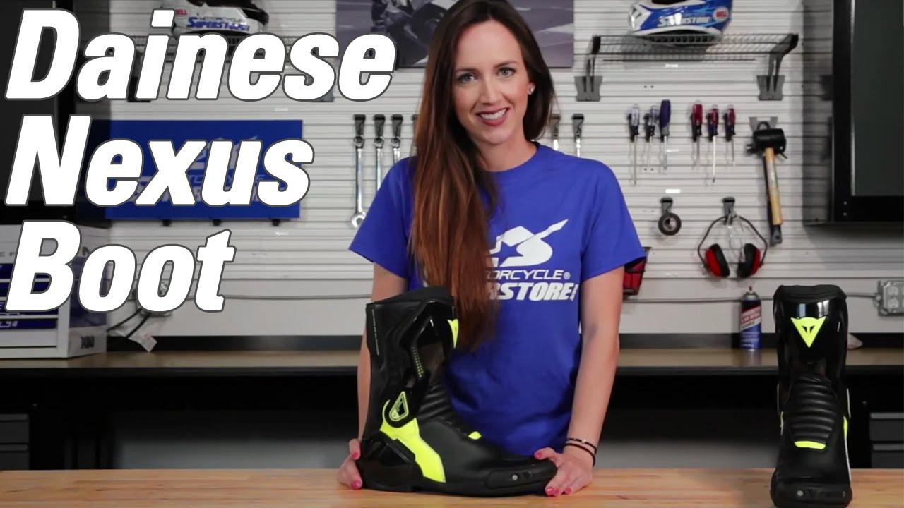 Dainese Nexus Boot Review | Motorcycle Superstore