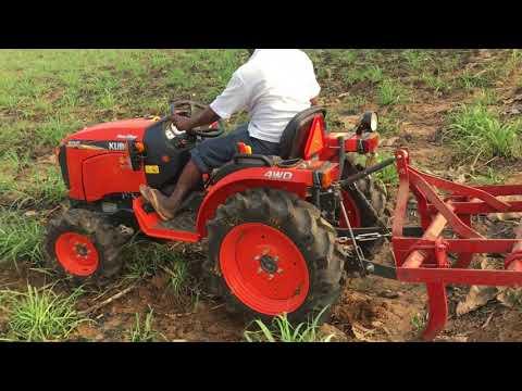 Kubota 24 hp Andhra Pradesh - YouTube