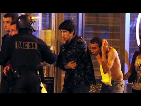 ISIS KILLS 150 PEOPLE DURING PARIS ATTACK